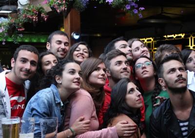 Becarios Eurolingua 2014