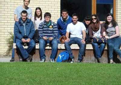 Becarios Eurolingua 2013