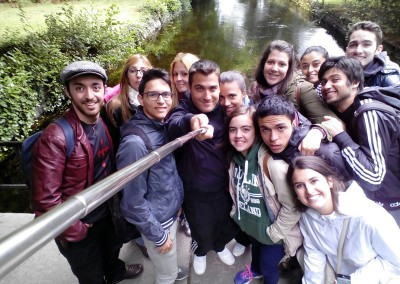 Becarios Eurolingua 2015
