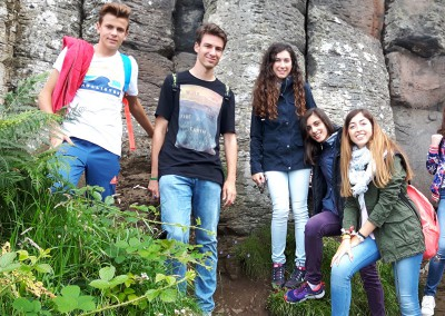 Becarios Eurolingua 2016