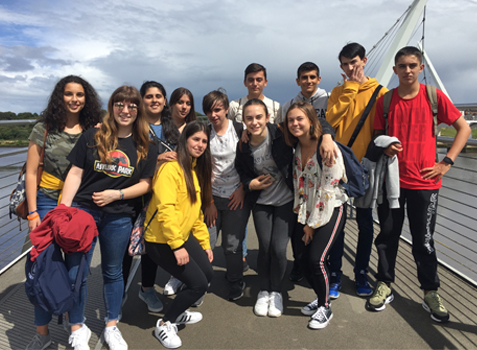Becas Eurolingua Derry 2018