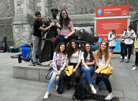 Becas Eurolingua Dublin 2018