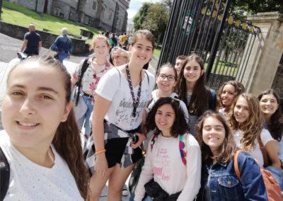 Becarios Eurolingua 2018